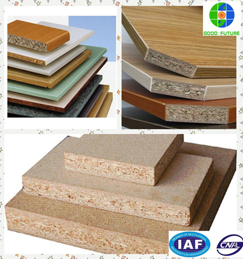 Chipboard particle board melamine faced particle board for Particle board laminate finish